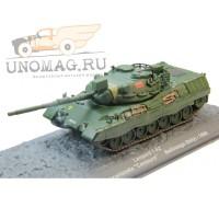 1:72 Leopard 1 A 2 4° Reggimento Carri Brigata Meccanizzata Centauro - Bellinzago (Italy) - 1998