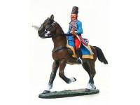 1:32 Гусар Французского легиона Lauzun's осада Йорктауна 1781