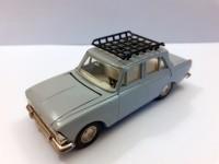 1:43 Москвич-412 серый с багажником