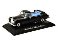 1:43 MERCEDES-BENZ 300 Landaulet федерального канцлера ФРГ Конрада Аденауэра 1963