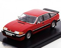 1:43 Rover SD1 Vitesse 1980 Red