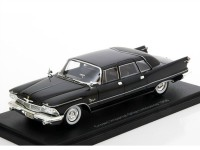 1:43 IMPERIAL CROWN Ghia Limousine 1958 Black