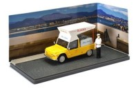 "1:43 CITROEN Mehari ""Chez Loulou"" 1970 Yellow/White"