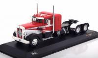 1:43 седельный тягач PETERBILT 350 1952 Red/White
