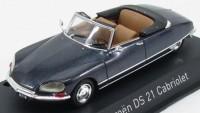 1:43 CITROËN DS21 Cabriolet 1971 Crépuscule Blue