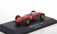 """1:43 FERRARI 156 #7 F1 John Surtees """"Scuderia Ferrari"""" 1963"""