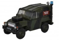 "1:76 LAND ROVER Series III 1/2 Ton Lightweight Hard Top ""Military Police"" 1972"