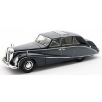 1:43 DAIMLER DK400 Limousine Stardust Lady Docker Hooper 1954 Blue