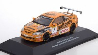 "1:43 HONDA Integra Type-R #1 Matt Neal ""Team Halfords"" BTCC Champion 2006"