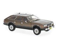 1:43 AMC Eagle Wagon 4х4 1981 Metallic Brown