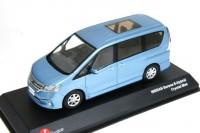 1:43 Nissan Serena Highway Star S Hybrid 2013 (crystal mist)