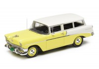 1:43 Chevrolet 210 Handyman wagon 1956 (yellow / white)