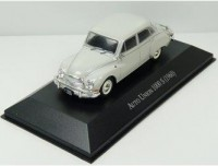 1:43 AUTO UNION 1000 S 1960 Light Grey