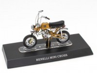 1:18 скутер BENELLI MINI CROSS Gold