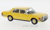 1:43 MERCEDES-BENZ 450 SEL (W116) 1975 Yellow