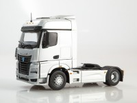1:43 Камский грузовик-54901, серебристый металлик