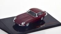 1:43 JAGUAR E-Type Coupe 1963 Dark Red