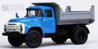 1:43 ЗиЛ-ММЗ-4502 поздний (90-е годы) светло-синий/серый
