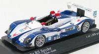 1:43 PORSCHE RS SPYDER DYSON RACING  UTAH GP ALMS 2007