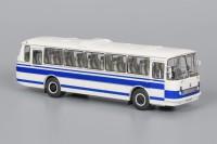 1:43 ЛАЗ-699Р (Бело-синий)