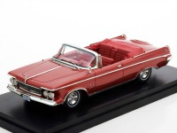 1:43 IMPERIAL CROWN Convertible 1963 Metallic Red