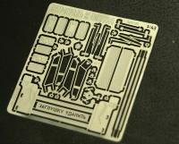 1:43 Набор фототравления для ЗиЛ-130 от Ultra (нержавейка)