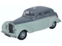"1:43 Bentley MKVI (из телесериала ""Bergerac"") 1948 Two Tone Grey"