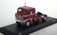 1:43 седельный тягач KENWORTH Bullnose 1950 Dark Red/Silver