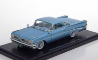 1:43 PONTIAC Bonneville Hardtop 1959 Metallic Light Blue