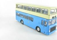 1:43 автобус LEYLAND VICTORY MKII HONG KONG 1978 Blue/Beige