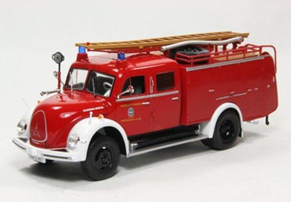 1:43 MAGIRUS-DEUTZ Mercur TLF 15 (пожарный) 1954