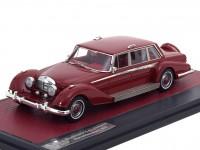 1:43 MERCEDES-BENZ 600 (W100) Buchmann & Buchmann (Короля Саудовской Аравии Халида) 1980 Red