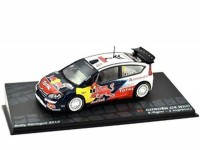 1:43 CITROEN C4 WRC #7 S.Ogier/J.Ingrassia победитель Rally Portugal 2010
