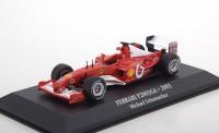 """1:43 FERRARI F2003GA #1 Michael Schumacher """"Scuderia Ferrari"""" Чемпион мира 2003"""