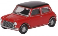 1:76 MINI COOPER Mk.II 1970 Tartan Red/Black