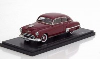 1:43 OLDSMOBILE Rocket 88 Futuramic Club Coupe 1949 Metallic Dark Red