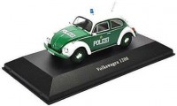 "1:43 VW 1200 ""Polizei"" (полиция Германии) 1977"