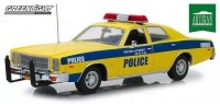 "1:18 PLYMOUTH Fury ""Port Authority of New York & New Jersey Police"" 1977"