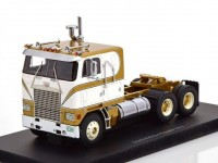 1:43 седельный тягач DIAMOND REO Royale CO8864D 1975 White/Gold
