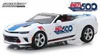 1:24 CHEVROLET Camaro SS Convertible 101 Running Indy 500 Presented 2017 White