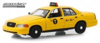 "1:43 FORD Crown Victoria ""NYC Taxi"" (такси Нью-Йорка) 2018"