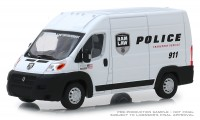 "1:43 RAM ProMaster 2500 Cargo High Roof ""Ram Law Enforcement Police Transport Vehicle"" 2018"