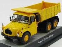1:43 Tatra T138S1 самосвал 1959, L.e. 1000 pcs. (желтый)