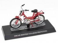 1:18 скутер OSCAR MISTER COLLEGE PROTOTIPO Red