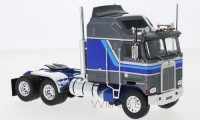 1:43 седельный тягач KENWORTH K100 Aerodyne 1976 Metallic Grey