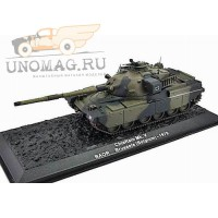 1:72 Chieftain Mk V BAOR Brussels (Belgium) - 1979