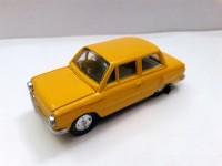 1:43 ЗАЗ-968 желтый