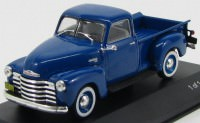1:43 CHEVROLET 3100 Pick-Up 1950 Blue