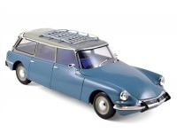 1:18 CITROEN ID19 Break 1967 Monte Carlo Blue