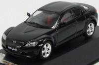 1:43 MAZDA RX8 2003 Black